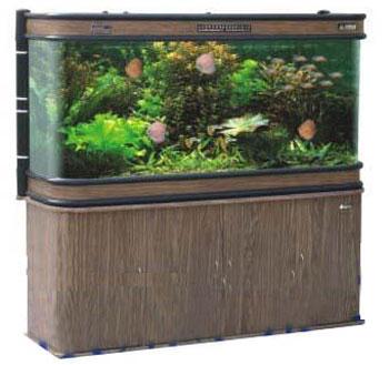 2鱼缸底滤缸设计图展示